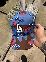 Кепка MAJOR LEAGUE BASEBALL чоловіча жіноча унісекс брендова бейсболка трекер снепбек преміум копія репліка, фото 1