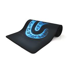 Коврик 300*700 тканевой LogiTech, толщина 3 мм, цвет Black, Пакет