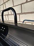 Угольный гриль OneConcept, барбекю новый но есть нюансы, фото 8
