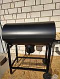 Угольный гриль OneConcept, барбекю новый но есть нюансы, фото 6