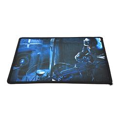Коврик 250*210 тканевой GAMER с боковой прошивкой (в ассортименте), толщина 1,7 мм, цвет MIX, Пакет