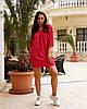 Жіноча легка літня туніка з бавовняної тканини, великі розміри, від 48 до 58, ціна за комплект з 2 шт., фото 2