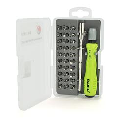 Набор отверток BAKKU BK-3035 (Ручка+30 насадок), Box