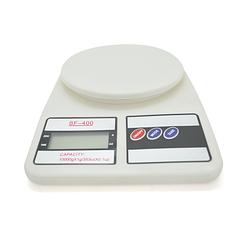 Весы точные кухонные SF-400, 0,001-5 кг, корпус пластик, питание 2 батарейки АА (в комплекте)