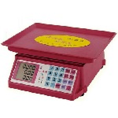 Весы торговые электронные NA-40 (40кг) со счетчиком цены