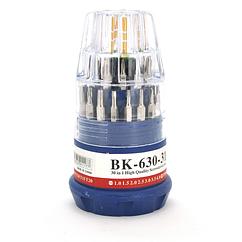 Набор отверток  BAKKU  BK-630-31, 30 в1