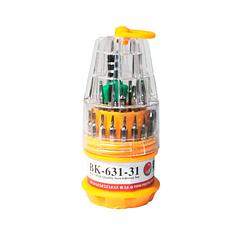 Набор отверток  BAKKU  BK-631-31, 30 в1
