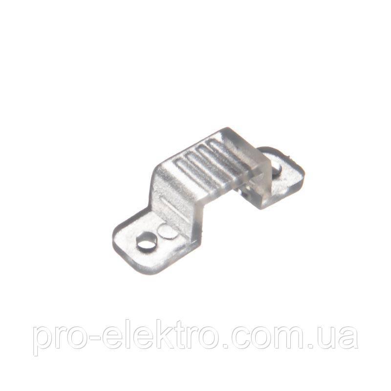 Монтажна кліпса для світлодіодної стрічки 6mm 220V 1017843