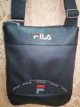 (27*24-большо)Спортивная  барсетка FILA Унисекс качество моды сумка для через плечо мужской женщины