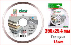 Алмазний відрізний диск Distar Hard Ceramics 5D 250x25.4 мм