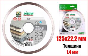Алмазний відрізний диск Distar Hard Ceramics 125x1.4x10x22.мм