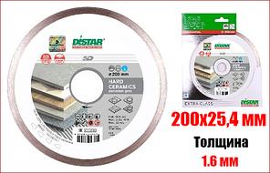 Алмазний відрізний диск Distar Hard Ceramics 5D 200x25.4 мм