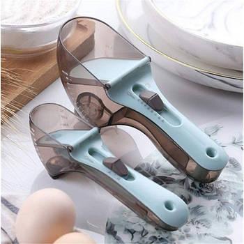 Набір регульованих мірних ложок measuring spoon
