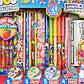 Ігровий набір для творчості ароматні фломастери Scentos ФРУКТОМАНІЯ, 20 елементів (42132), фото 3