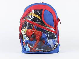 Рюкзак детский 'Spiderman',Человек-паук L 35x25x12см