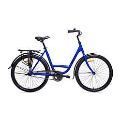 """Дорожній велосипед AIST Tracker 1.0 26"""" (Синій )/ ЛЕЛЕКА / міський / байк сіті"""
