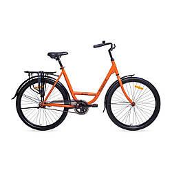 "Велосипед AIST Tracker 1.0 26"" 19"" Оранжевый"
