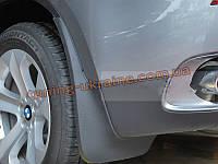 Брызговики оригинал на BMW X6 2008-14