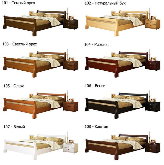Купити Ліжко Діана (Бук)