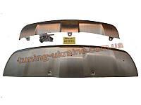 Накладки на бампер передняя и задняя BMW X6 , фото 1