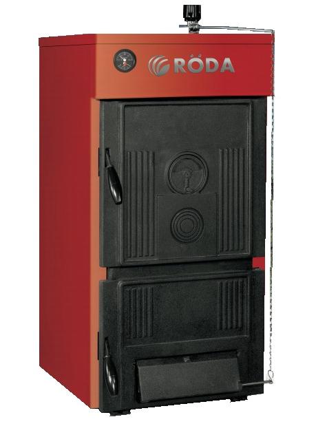 Отопительный котел на твердом топливе Roda Brenner Classic BC-06 (Рода)