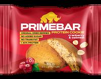 Печенье высокобелковое PRIMEBAR Клюква-Овес (55 грамм)