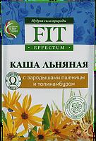 Льняна Каша ФитПарад смак Зародки пшениці і Топінамбура пакет-саше (25 грамів )