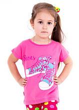 Дитяча футболка для дівчинки (р. 116)