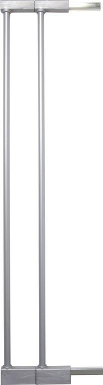 Расширитель для секции Baby Dan AVANTGARDE BUK / DESIGNER BUK, цвет серебро 13 см