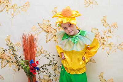 """Карнавальные костюмы """"цветы и природа"""" мальчики"""