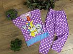 Детские пижамы для девочек 4-8 лет, фото 7