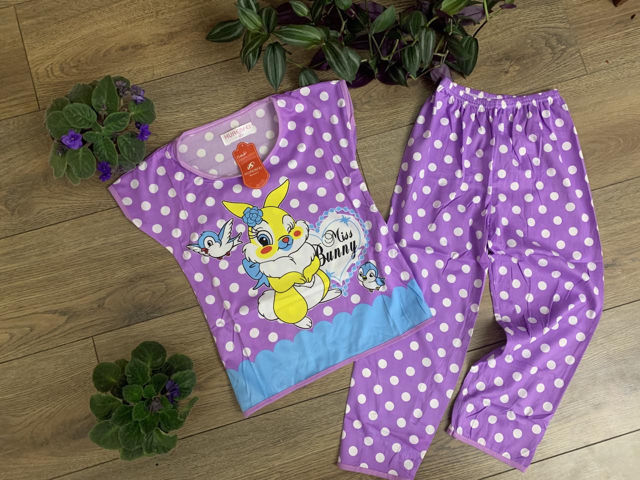 Дитяча піжама, одяг для сну 4-8 років