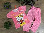 Дитяча піжама, одяг для сну 4-8 років, фото 4