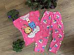 Дитяча піжама, одяг для сну 4-8 років, фото 7