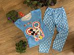 Дитяча піжама, одяг для сну 4-8 років, фото 6