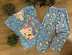 Дитяча піжама, одяг для сну 4-8 років, фото 8