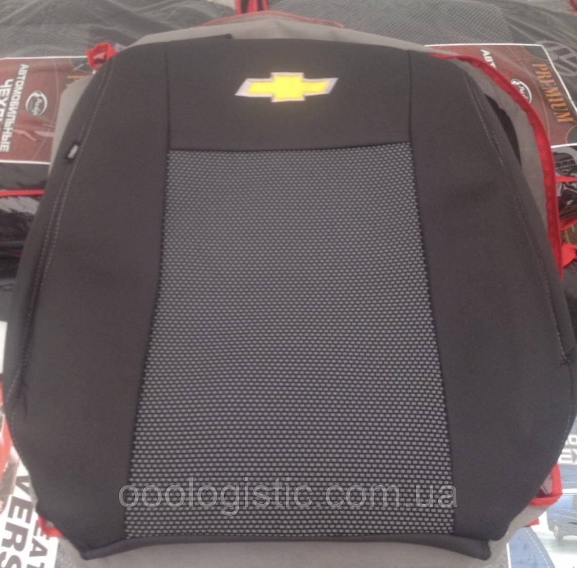 Авточехлы на Chevrolet Equinox 2009-2017 wagon, Шевроле Эквинокс