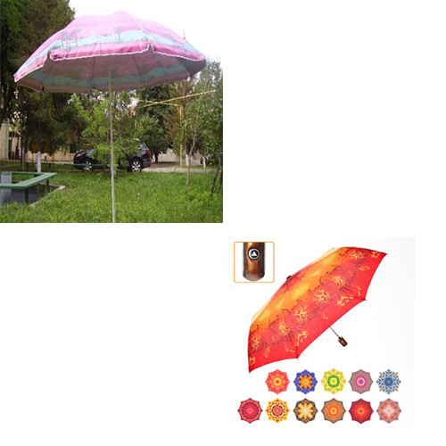 Зонтики, дождевики