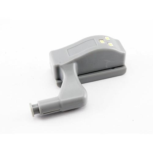 Светодиодная LED подсветка мебели шкафа на мебельную петлю