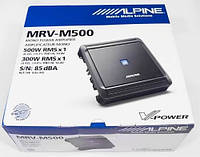 Автомобильный усилитель звука Alpine MRV-M500