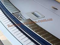 Накладка в багажник внутренняя BYD S6