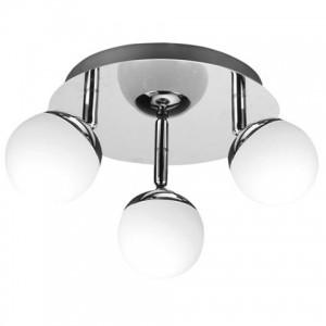 Настенный и потолочный светильник, 3 лампы