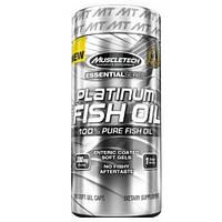 Рыбий жир Platinum 100% Fish Oil (100 softgel)