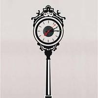 """Часы-наклейка  """"уличные часы"""" NL34, 1*AА батарея"""