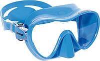 Детская маска для плавания Cressi Sub F1 Junior, синяя