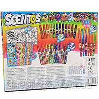 Ігровий набір для творчості ароматні фломастери Scentos Ароматне асорті, 56 елементів (42136), фото 3