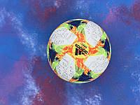 Футбольный мяч для игры в футбол спортивный игровой  Adidas CONEXT