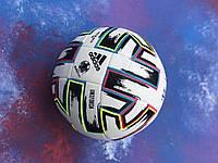 Футбольный мяч для игры в футбол спортивный игровой Adidas Uniforia адидас юнифория размер 5