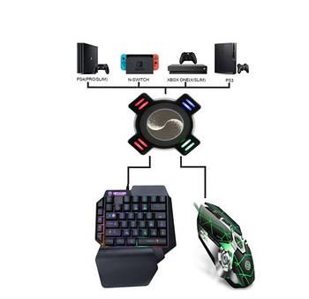 Ігровий Game converter Usb адаптер ігрової з клавіатурою і мишкою