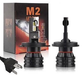 Світлодіодні автомобільні лампи M2-H4 Led